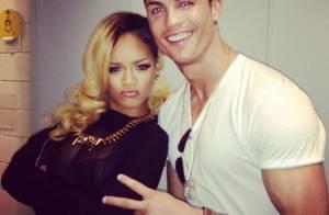 Rihanna : Très complice avec Cristiano Ronaldo lors de son passage à Lisbonne