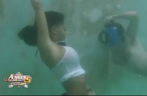 Les Anges de la télé-réalité 5 : Shooting aquatique et soirée magique !