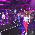 Samedi soir on chante France Gall - Musique reprise à la collégiale sur TF1 le samedi 1er juin 2013