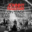 """""""Johnny Hallyday On Stage"""", l'album live est attendu le 3 juin 2013 dans les bacs."""