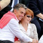 Roland-Garros 2013 : Gérard Holtz et Muriel, amoureux comme des ados
