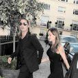 Brad Pitt et Angelina Jolie à Londres, le 2 juin 2013.