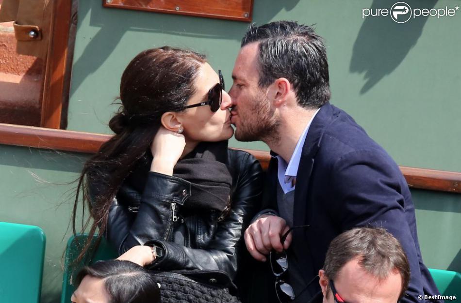 Roland garros caterina murino amoureuse olivia ruiz et - Eglantine emeye et son conjoint ...