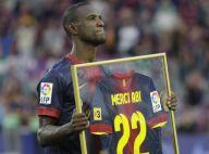 Eric Abidal : Un émouvant dernier match au Barça avec sa femme et ses filles