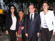 François Hollande et ses ministres : Anniversaire décontracté au Rond-Point