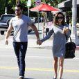 Jesse Metcalfe et Cara Santana à West Hollywood, le 4 juin 2013.