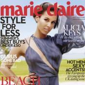 """Alicia Keys : Pose glamour et confidences, elle trouvait son mari """"ennuyeux"""""""