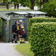 Drottningholm s'est préparé sérieusement pour le mariage de la princesse Madeleine de Suède et de Chris O'Neill, qui sera célébré le 8 juin 2013 à Stockholm.