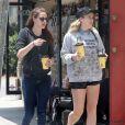 Exclusif - Kristen Stewart à Los Feliz, le 7 juin 2013.