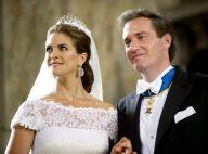 Princesse Madeleine et Chris O'Neill : Un mariage émouvant, des images magiques