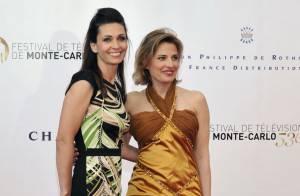 Monte-Carlo : Adeline Blondieau ravissante et sexy face à Albert de Monaco