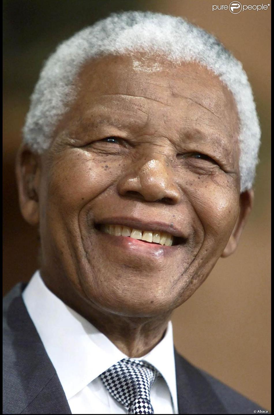 Nelson Mandela à Hull, le 19 novembre 2011.