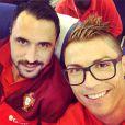 """""""Cristiano Ronaldo et sa nouvelle coupe de cheveux dévoilées sur les réseaux sociaux"""""""