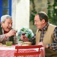 Jean-Pierre Pernaut dans le prime Nos chers voisins fêtent l'été le 28 juin 2013 sur TF1
