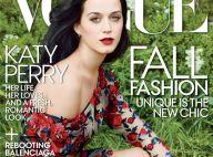 Katy Perry dit au revoir à ses perruques excentriques pour le Vogue US !