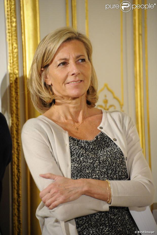 Claire Chazal en mai 2013 à Paris