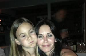 Courteney Cox : Ses 49 ans comblés par sa fille Coco, espiègle et ses amis stars