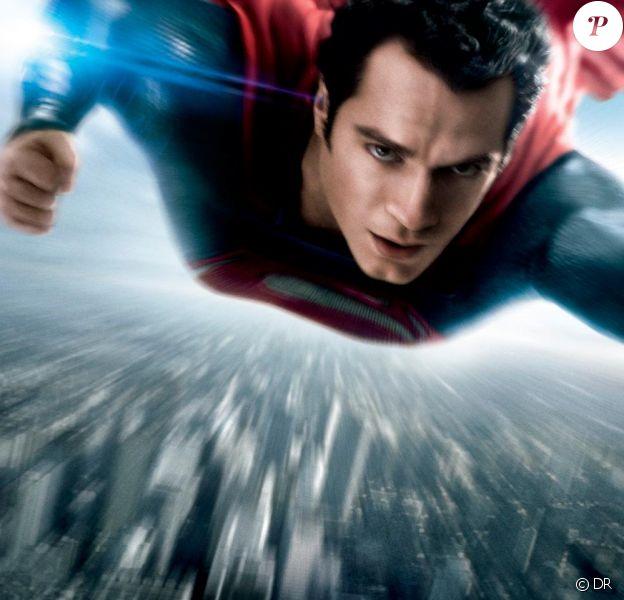 Affiche du film Man of Steel de Zack Snyder