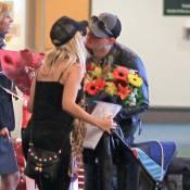 Michael Bublé et Luisana Lopilato enceinte : Ils s'initient déjà à la poussette