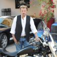 Johnny Hallyday et sa belle collection