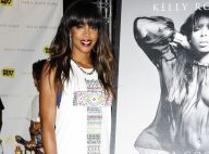 Kelly Rowland : Radieuse et disponible pour le lancement de ''Talk a Good Game''