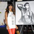 Kelly Rowland fait la promotion de son nouvel album Talk A Good Game, à New York, le 18 Juin 2013.