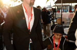 Brad Pitt et Maddox : Son fils de 11 ans joue un zombie dans World War Z