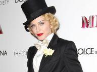 Madonna : Bien accompagnée et en smoking pour revivre la magie du MDNA Tour