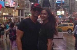 Cristiano Ronaldo et Irina Shayk : Tendres retrouvailles malgré un fan menaçant