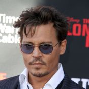 Johnny Depp affiche son nouveau look et surprend, quand Amber Heard s'éclate