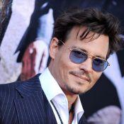 Johnny Depp, relooké les cheveux courts, provoque la folie pour Lone Ranger