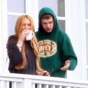 Lindsay Lohan : Détendue et accro au tabac elle se fait des amis en rehab !