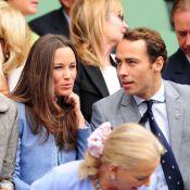 Pippa Middleton : Rayonnante et royale à Wimbledon avec son frère James