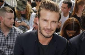 Fashion Week : David Beckham, invité surprise à Paris pour Louis Vuitton