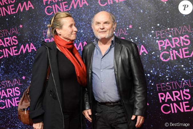 Jean fran ois stevenin et sa femme la premi re du film la v nus la fourrure l 39 occasion de - Jean francois balmer et sa femme ...