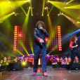 Le chanteur Ottawanlors du concert Stars 80 au Grand Stade Lille Métropole-Pierre Mauroy à Villeneuve-d'Ascqle 29 juin 2013