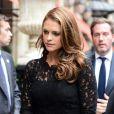 La princesse Madeleine de Suède et son mari Christopher O'Neill ont assisté au défilé haute couture Valentino puis dîné à l'hôtel Plaza Athénée. Paris, le 3 juillet 2013.