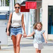 Nicole Richie : Look au top pour une séance de shopping avec son adorable fille