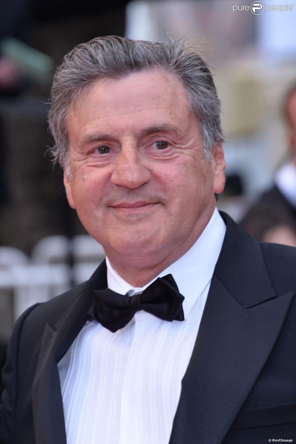 Daniel Auteuil lors du Festival de Cannes 2013, en tant que membre du jury