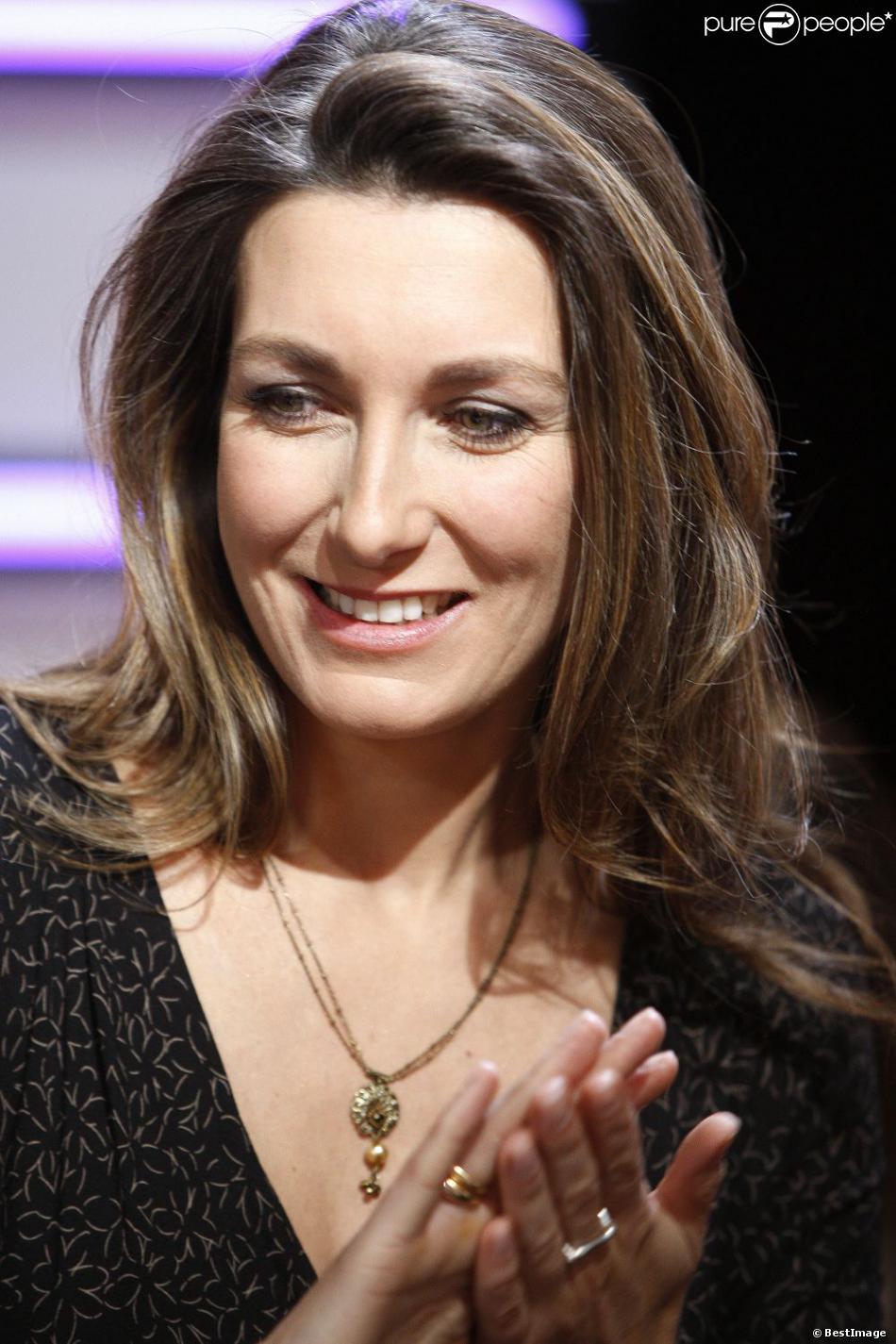 Anne-Claire Coudray en décembre 2012 à Paris