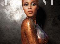 Beyoncé pose nue et couverte de diamants...