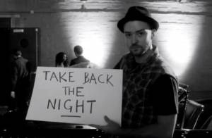 Justin Timberlake dévoile Take Back The Night, son nouveau single