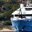 La villa de Bernard Tapie à Saint-Tropez, La Mandala, achetée 48 millions d'euros en 2011.