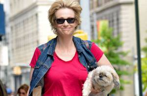 Jane Lynch : En plein divorce, elle garde le sourire