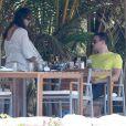 Lea Michele et Cory Monteith à Puerto Vallarta, le 7 mai 2013. Ils profitent enfin de vacances apres le séjour de Cory en rehab.