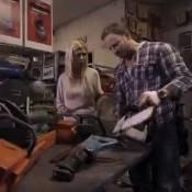 Tara Reid et Ian Ziering : Ridicules et déjà cultes dans Sharknado