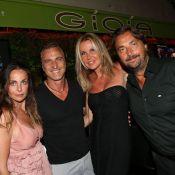 Henri Leconte et Florentine : Ambiance et chaleur pour les VIP de Saint-Tropez