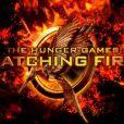 Jennifer Lawrence dans Hunger Games : L'Embrasement dont la bande-annonce a été dévoilée, le 20 juillet au salon Comic-Con de San Diego en Californie.