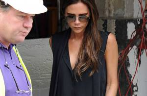 Victoria et David Beckham : Chantier de restauration avec leur ami Gordon Ramsay