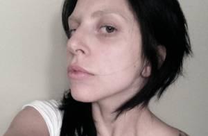 Lady Gaga : Girl next door, la diva excentrique s'affiche sans maquillage